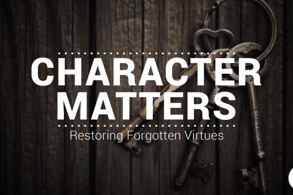 charactermatters