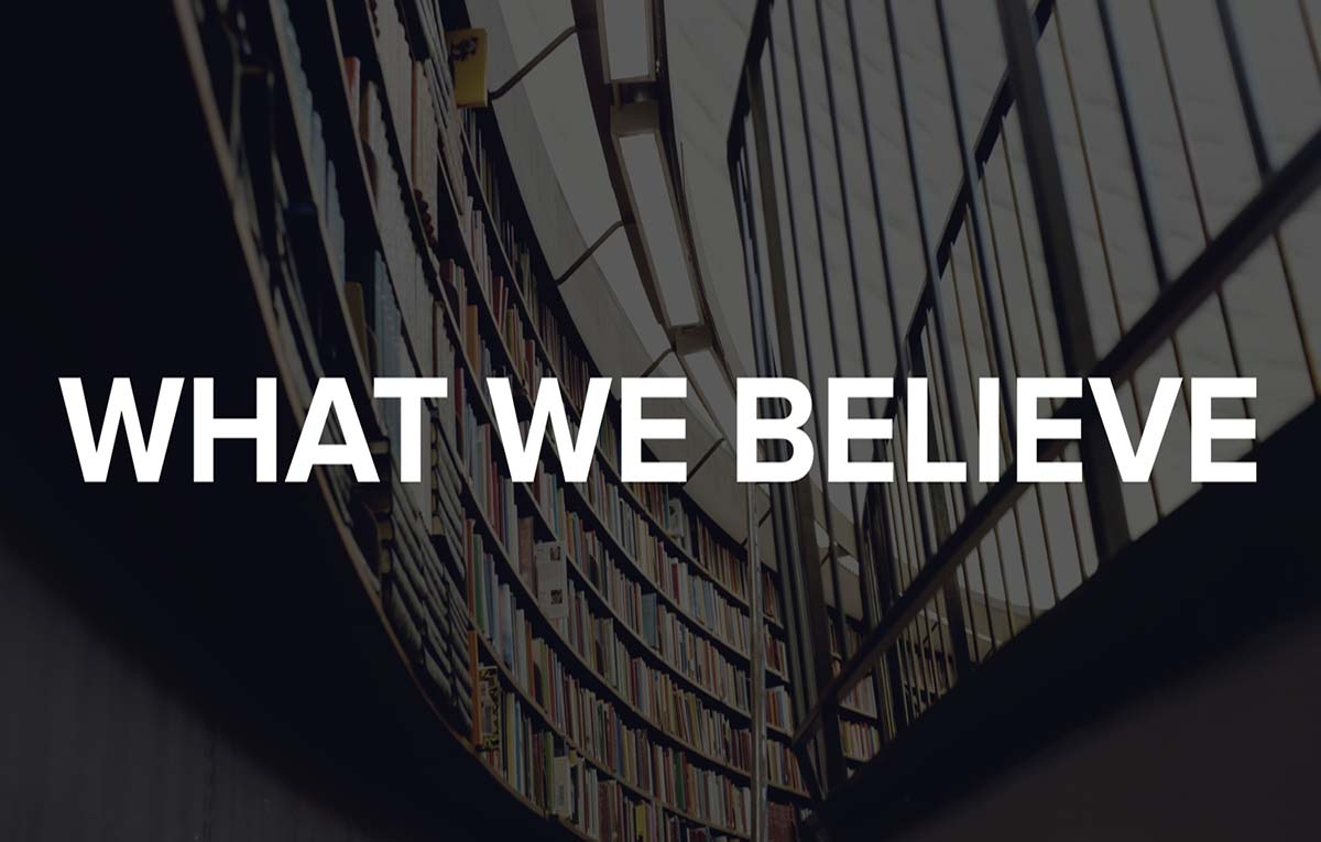 Our Core beliefs